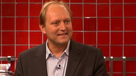Christer Berens er God morgen Norges vinekspert. Han vil servere gode vintips gjennom hele sommeren.    (Foto: TV 2)