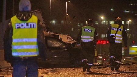bilulykke ny