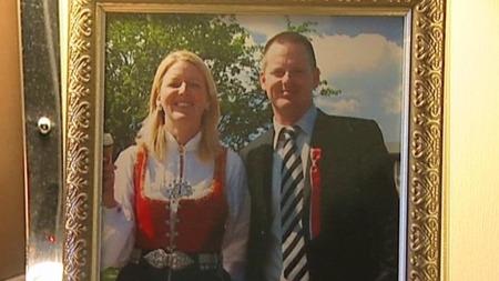 NÆRT FORHOLD: Linda og broren Viggo hadde et nært søskenforhold. (Foto: TV 2/Privat)