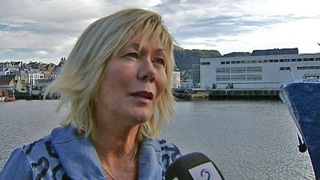 Lillian Erichsen er generalsekretær i LEVE. (Foto: TV 2)