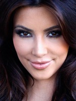 Kim Kardashian fra «Keeping up with the Kardashians». (Foto: PDP/Scanpix)