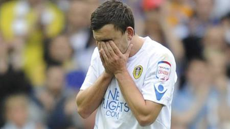 Leeds Uniteds Robert Snodgrass (Foto: PA Wire/Pa Photos)