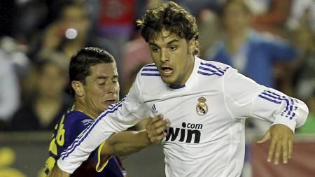 VRAKET: Pedro Leon er ikke med i Real Madrids Mesterliga-tropp. (Foto: Alberto Saiz/Ap)