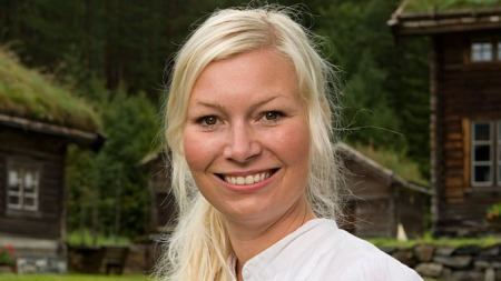 Silja Bjørnson (Foto: Odd-Steinar Tøllefsen / TV 2)