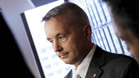 KREVER TREHOLT-SVAR: Justisminister Knut Storberget. (Foto: Holm, Morten/Scanpix)