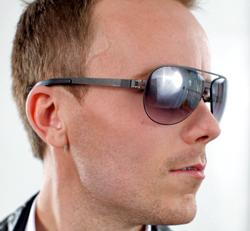 Anders Bye, solbriller