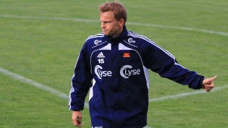 Erik Nevland (Foto: Frode Olsen)
