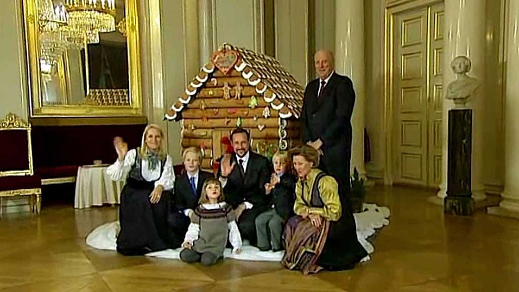 kongefamilien (Foto: TV 2)