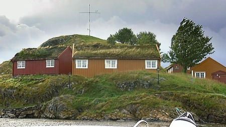 rorbu (Foto: TV 2/Espen Aarebrot-Heiestad)