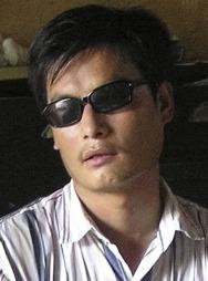 Blinde Chen Guangcheng har vært en viktig bidragsyter innen menneskerettigheter i Kina.