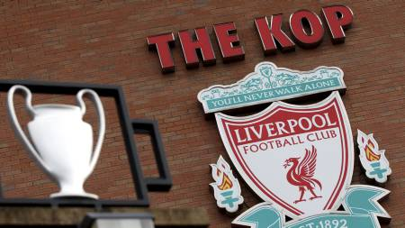 FÅR NYE EIERE: Liverpool får nye eiere. (Foto: PHIL NOBLE/Reuters)