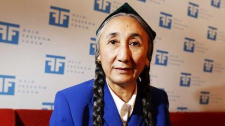 Rebiya Kadeer har blant annet hold tale på Oslo Freedom Forum.
