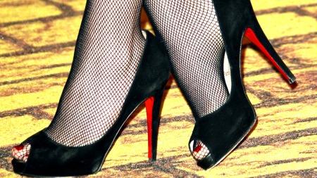 Mange norske jenter er fryktelig dårlige på dette med høye hæler, sier Therese Cleve (Foto: Jill Johnson/jpistudios, ©TS)
