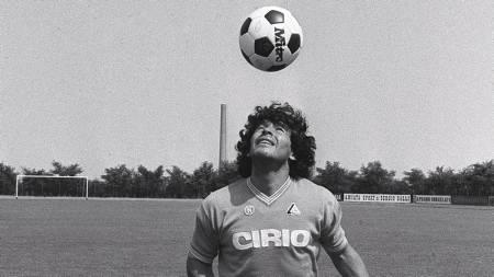 TOPPER LISTEN: Diego Maradona (Foto: (AP Photo, file)/AP)