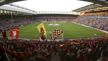 Liverpool, Anfield (Foto: Peter Byrne/Pa Photos)