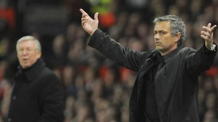 Mourinho (Foto: ANDREW YATES/AFP)