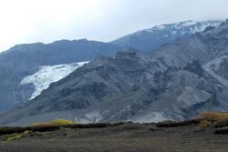 Gigjökul er en arm av Eyjafjallajökul. (Foto: Ronald Toppe)