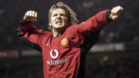 MÅTTE GÅ: David Beckham (Foto: PAUL BARKER/AFP)