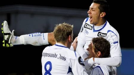 Nikola Djurdjic ønsker ikke å si noe om mulighetene for en overgang til utenlandske klubber.  (Foto: Jan Kåre Ness/Scanpix)