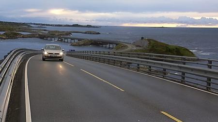 atlanterhavsveien (Foto: TV 2/Espen Aarebrot-Heiestad)