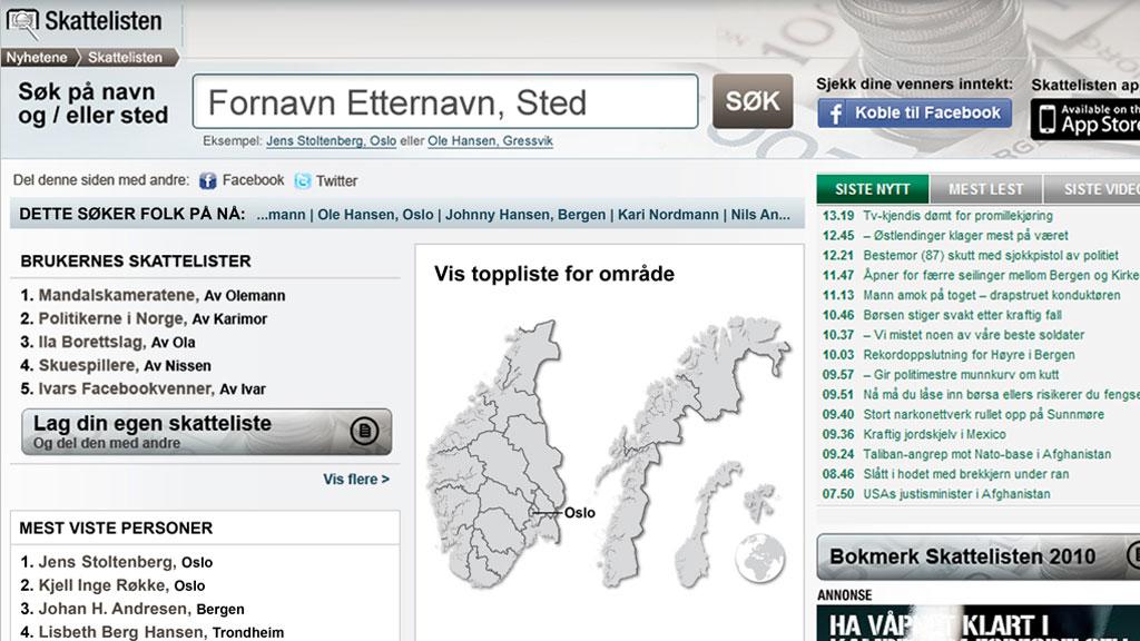 skatte (Foto: Skjermdump/TV 2)