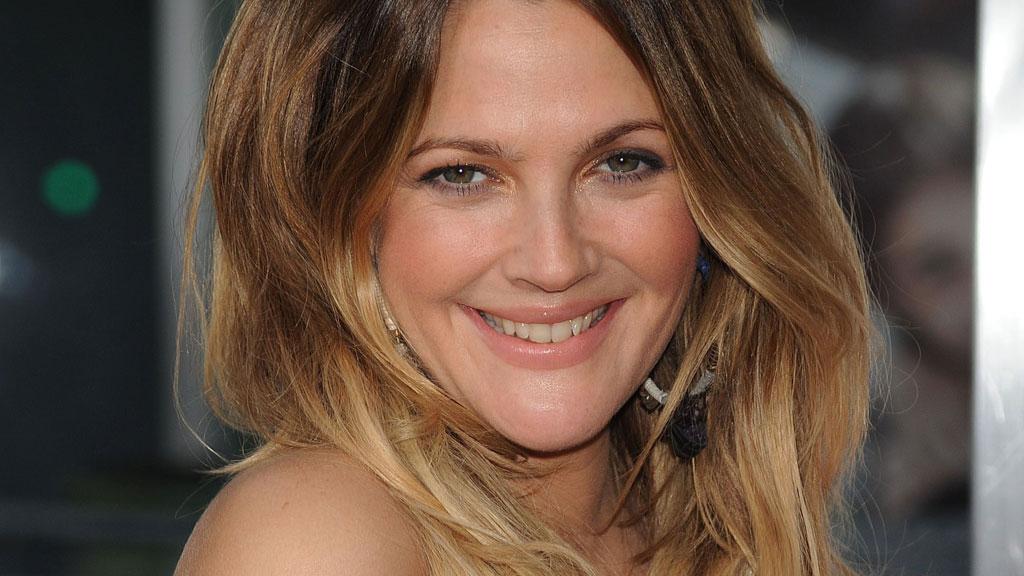 STERK: Drew Barrymore takker Pippi Langstrømpe for at hun er blitt den hun er blitt.