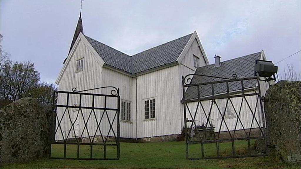 Finsland kirke i Vest-Agder (Foto: Christoper Fornebo)