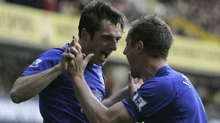 Everton er ubeseiret på de fem siste. (Foto: Akira Suemori/Ap)