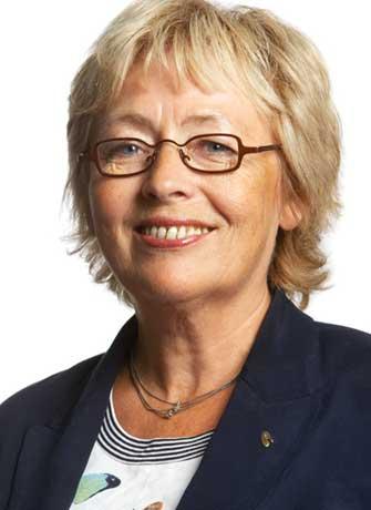 ENDRINGER TAR TID: Lise Halvorsen i Skattedirektoratet.