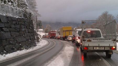 trafikk_asle2 (Foto: Asle Ørjan Bentzen/TV 2)