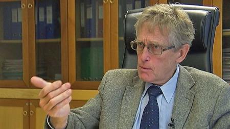 Direktør Lars E. Hanssen  i Helsetilsynet. (Foto: TV 2)