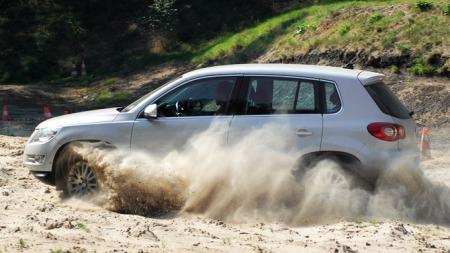 VW Tiguan - ned fra førsteplass i 2009 til andreplass i fjor.