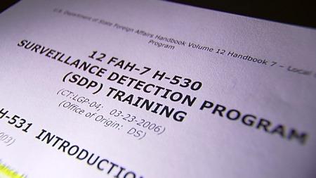 TV 2 har avslørt at USA har registrert nordmenn i sin terrordatabase.   (Foto: TV 2 )