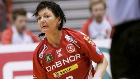 Trine Haltvik (Foto: Holm, Morten/SCANPIX)
