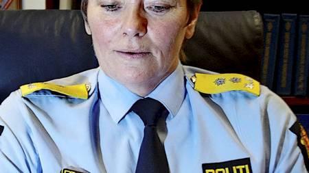 Politimester i Østfold Politidistrikt Beate Gangås har fått i oppdrag å gjennomføre etterforskningen. (Foto: Olsen, Linn Cathrin/SCANPIX)
