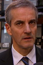KREVDE SVAR: Utenriksminister Jonas Gahr Støre kalte representanter for den amerikanske ambassaden inn til et møte rett etter TV 2s avsløring om hemmelig overvåking av nordmenn.  (Foto: TV 2)