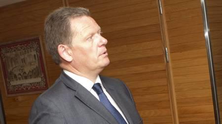 Danmarks justisminister Lars Barfoed. (Arkivfoto). (Foto: Holm, Morten/SCANPIX)