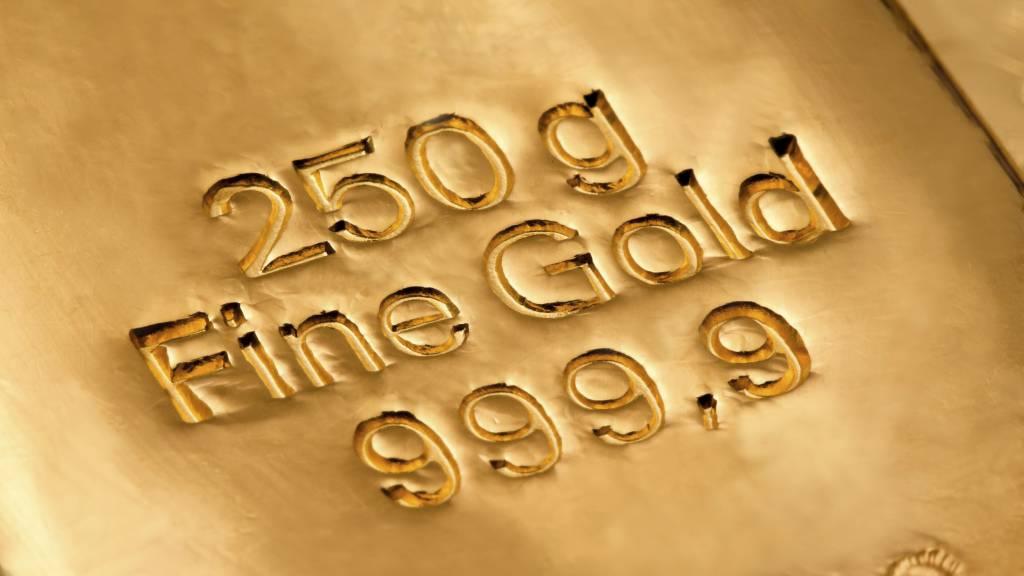 GODT SOM GULL: Gullprisen har for første gang oversteget 1.407,20 dollar per unse. (Foto: Wodicka/Wodicka)