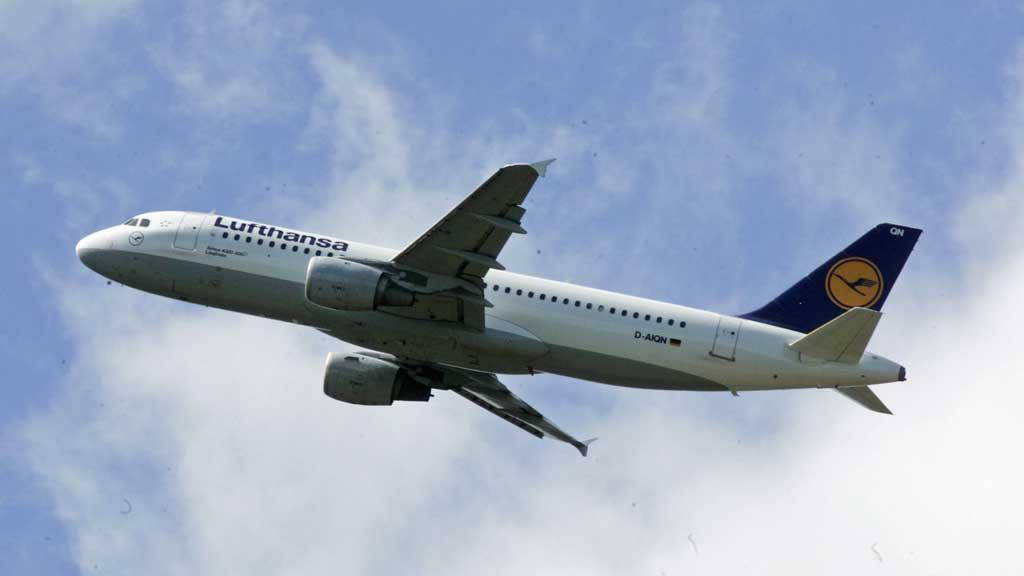 Lufthansa (Foto: Scanpix)