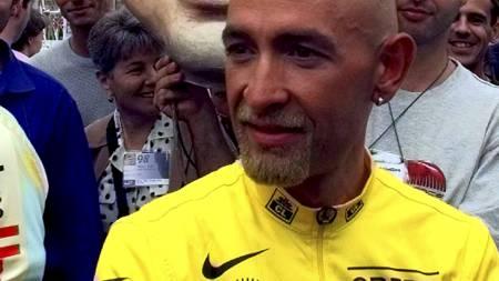 Marco Pantani (Foto: LAURENT REBOURS/AP)