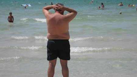 Overvektig (Foto: Colourbox)