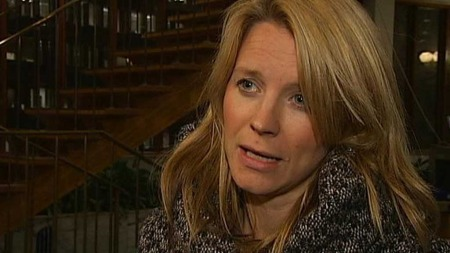 UD-SJEF: Ragnhild Imerslund. (Foto: TV 2)