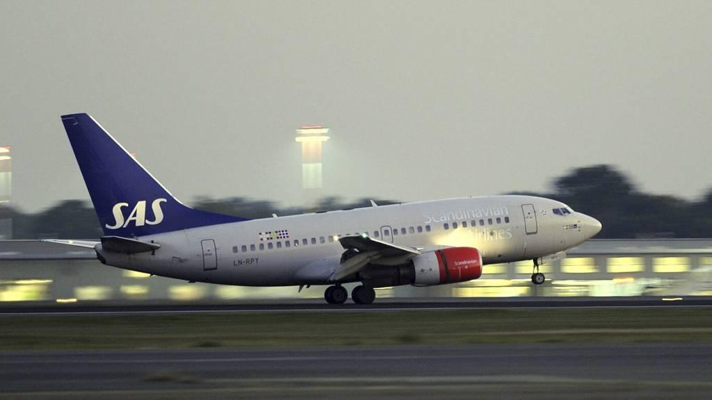 DUPPET AV: SAS-kapteinen duppet av mens styrmannen var på do. Dermed var det bare autopiloten som hadde kontroll over flyet. (Foto: ODD ANDERSEN/Afp)