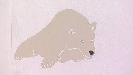 Stylistens favoritt.En isbjørn fra Svalbard.  En