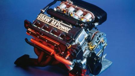 BMW-E30-M3-motor