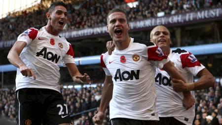 Halvsesongens lag: Manchester United (Foto: Nick Potts/Pa Photos)
