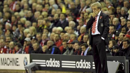 Roy Hodgson (Foto: Martin Rickett/Pa Photos)