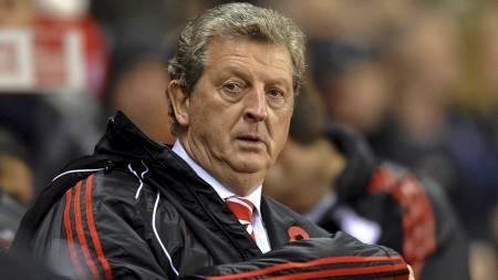 Roy Hodgson (Foto: PAUL ELLIS/Afp)