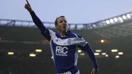 Lee Bowyer debuterte i Premier League i 1996, og spiller sin   450. kamp PL-kamp mot United. (Foto: John Walton/Pa Photos)