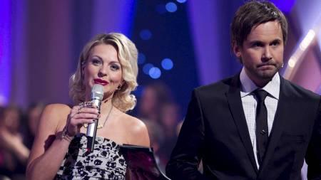 Marthe Sveberg Bjørstad og Kristian Ødegård (Foto: Thomas Reisæter/)